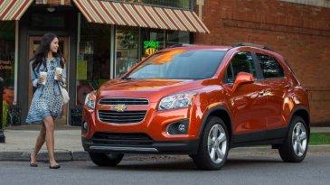 Chevrolet Trax – SUV Terbaru Pesaing Honda HRV dan Kawan-kawannya