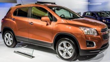 Inilah Beberapa Fitur Unggulan Chevrolet Trax 2016