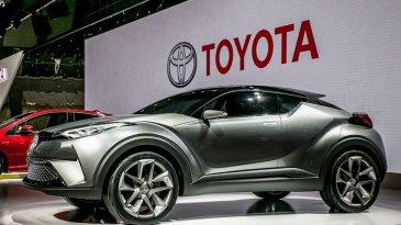 Tiga Mobil Konsep Toyota Siap Ramaikan GIIAS 2016