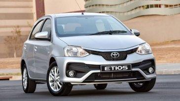 Sebentar Lagi Toyota Etios Facelift Siap Meluncur dan Menyapa Konsumen