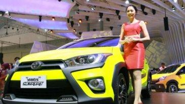 Hadang Suzuki SX4 S-Croos, Toyota Siapkan Yaris Versi Terbaru
