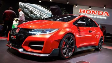 Spesifikasi All New Honda Civic Tipe R