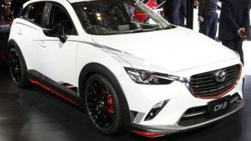 Kehadiran Mazda CX3 Bakal Menjadi Pesaing Toyota CHR dan Honda HRV