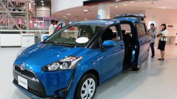 Toyota Sienta Sudah Mulai Buka Pesanan Di Indonesia