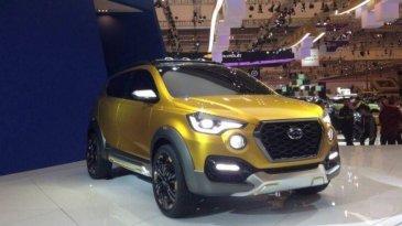 Datsun Go-Cross Concept Mulai Mejeng Di Indonesia