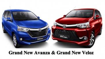 Perbedaan Grand New Avanza Dan Grand New Veloz
