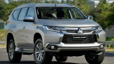 Daftar harga All New Mitsubishi Pajero Sport 2016