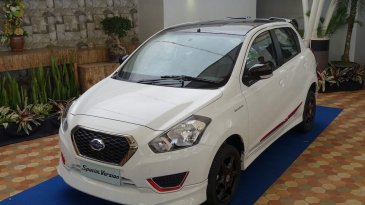 Daftar Harga Datsun Go Panca Special Version