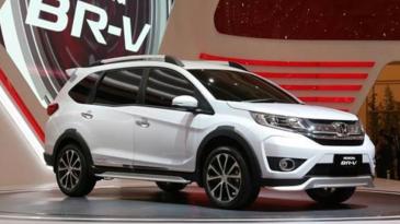 Perbedaan Spesifikasi serta Harga Honda BR-V Semua Tipe
