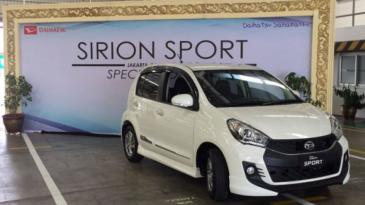 Bidik Konsumen Jiwa Muda - Daihatsu Luncurkan Sirion Sport