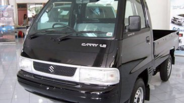 Spesifikasi Dan Harga Suzuki Carry 1.5 Futura Pick Up