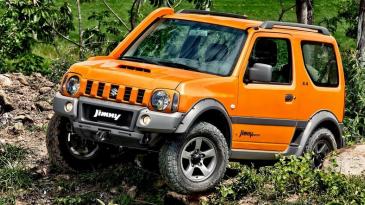 Semester Pertama Tahun Ini Suzuki Jimny Bakal Meluncur Di Indonesia