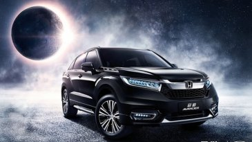 SUV Premium Honda Avancier Mulai Debut di China