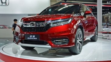 Tak Lama Lagi SUV Premium Honda Avancier Menyapa Konsumen