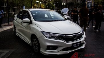 Tampang All New Honda City Facelift Modulo Makin Sporty Dan Terlihat Garang