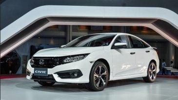 Inilah Wujud Honda Civic Generasi Terbaru 2016