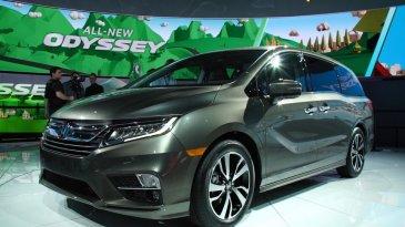 Makin Mantab, All New Honda Odyssey 2018 Dibekali Transmisi Otomatis 10 Percepatan