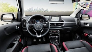 Akhirnya, Generasi Terbaru Mobil Kia Picanto 2017 Unjuk Diri