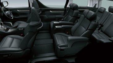 Detail Spesifikasi Toyota Vellfire, Harga Dan Keunggulanya