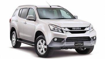 Isuzu Siapkan Tipe Terbaru dari MUX Untuk Menghadang Fortuner Dan Pajero Sport