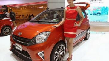 Informasi Tentang Kelebihan Serta Kekurangan Toyota Agya 2015