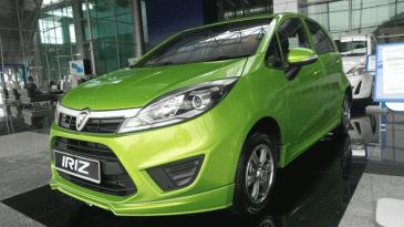 Fitur Melimpah Seperti Kendaraan Premium, Harga Proton Iriz Terbilang cukup Murah