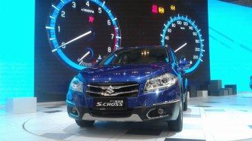 Deretan Kehebatan Suzuki SX4 S-Cross Siap Di Buktikan Konsumen