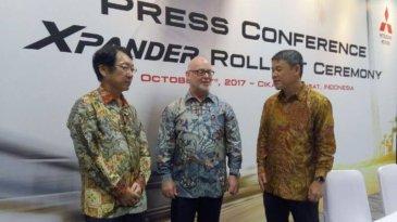 Ambisius, Mitsubishi Pasang Target Tinggi Untuk Pasar Indonesia