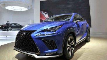 Fantastis, Lexus Catatkan Transaksi Senilai Rp 400 Miliar Selama Pameran GIIAS 2017