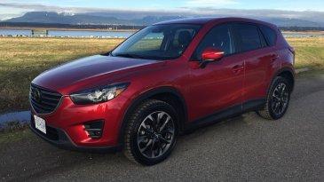 Resmi Meluncur – Inilah Harga Mazda CX-5 Tahun 2017