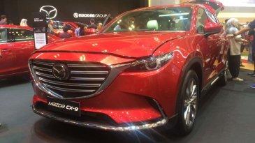Baru Pertama Ikut Pameran GIIAS, Mobil Mazda Sukses Terjual 743 Unit