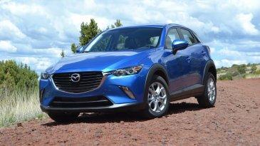 Mazda CX3 Indonesia Diimport Utuh Dari Jepang Bukan Thailand
