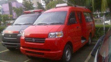 Suzuki Siapkan Mega Carry Untuk Angkutan Umum Jenis Baru