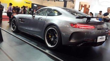 Mercedes AMG GT R, Sport Car Seharga 5,5 Miliar Ini Hanya Satu Unit di Indonesia