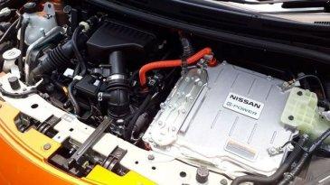 Mobil Nissan Note e-Power yang Tidak Memerlukan Colokan Listrik