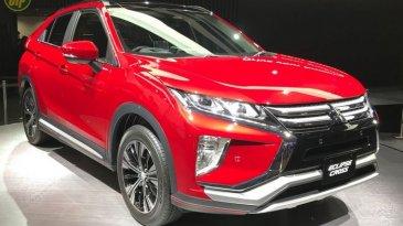 Ternyata, Mitsubishi Tak Pasarkan Eclipse Cross Di Indonesia