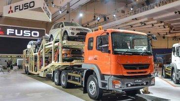 Mitsubishi Fuso Berkuasa Saat Pasar Kendaraan Niaga Menurun