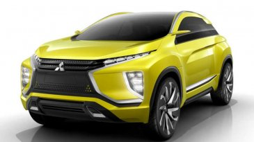 Akankah Mitsubishi XM Concept Bakal Geser All New Pajero Sport?