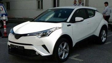 Mengesankan, Pesaing HRV Mulai Terlihat Di Pabrik Toyota