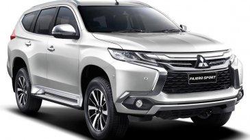 Pajero Sport 2016 buatan Indonesia diproduksi mulai April 2017