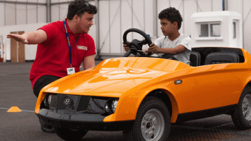 Dahsyat Dan Mahal, Mobil Mainan Ini Dijual Setara Dengan Harga Mobil LCGC