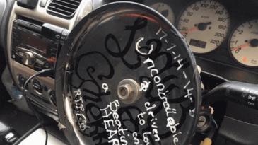 Bikin Modifikasi Mobil Nyleneh, Pria Ini Kena Tilang Polisi