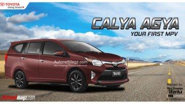 Kapan Toyota Calya Mulai Bisa Dipesan?