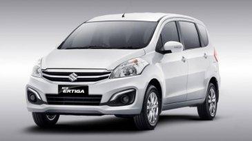 Siap-siap Suzuki Ertiga Hybrid Segera Diluncurkan