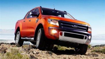 Ford Resmi Rilis Ranger Terbaru, Ranger Wildtrak  Siap Melaju Diberbagai Medan