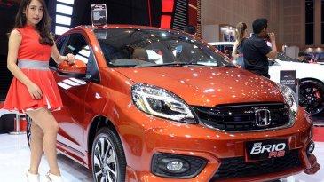 Honda Capai Target Di GIIAS Surabaya 2017, Brio Jadi Model Terlaris
