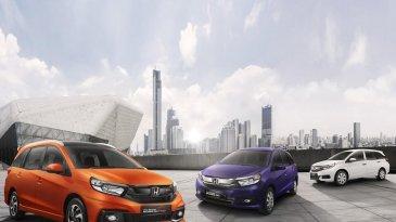 Terbaru New Honda Mobilio 2017 Bisa Tampil Lebih Cantik Dengan Aksesori Modulo