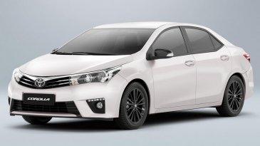 Makin Ganteng, Inilah Detail Perubahan pada New Toyota Corolla Altis 2017