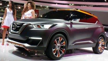 SUV Terbaru Nissan Kicks Pesaing Terberat Honda BR-V dan Juga Honda HR-V