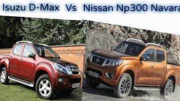 Isuzu D-Max Vs Nissan Np300 Navara, Duel Mobil Off Road Mesin Diesel